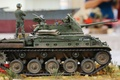 """Picture toy, M42 """"Duster"""", model, self-propelled unit, anti-aircraft"""