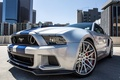 Picture Shelby, Need for Speed, Ford, Mustang, Mustang, The front, Ford