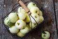 Picture autumn, basket, apples, harvest, fruit, Julia Khusainova