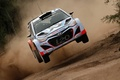 Picture 2015, Mexico, WRC, Rally, i20, Hyundai, Jump