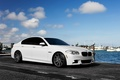 Picture BMW 5 series, f10, car, sedan, auto, white, BMW