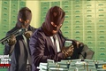 Picture the bandits, robbery, players, gta Online, Heists