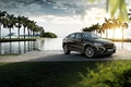 Picture palm trees, ordering, yacht, BMW, BMW, Boomer, Beha