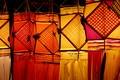 Picture Diwali festival, Mumbai, lanterns, Maharashtra, India