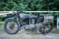 Picture Matchless G3, world, Second, times, war, motorcycle, military