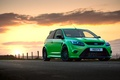 Picture green, Ford, focus, spec-r