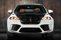 Picture white, BMW, BMW, white, carbon, crossover, Mansory