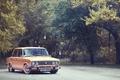 Picture yellow., VAZ, 2106, classic, Lada