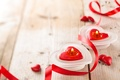 Picture candles, love, heart, Valentine's Day, heart, romantic
