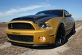 Picture Mustang, Ford, Shelby, 2011, Snake, Golden, GT640, GeigerCars