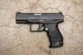 Picture weapons, semi-automatic, Walther PPQ, gun