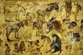 Picture animals, Jan Brueghel the elder, Sketches Of Animals, picture