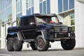 Picture Mercedes-Benz, Front, Building, G63, Brabus 700 6x6, W463 AMG