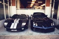 Picture Ford GT, mercedes, slr