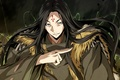 Picture magic, witchcraft, shaman, Kaji Wait To Wring Kaguya, Madara Yakou