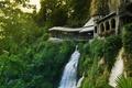 Picture Switzerland, monastery, Beatenberg, Saint Beatus Caves, Switzerland