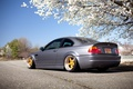 Picture BMW, BMW, Drives, 3 series, Stance, E46