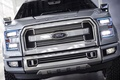 Picture Grille, Ford, Logo, Lights, Jeep, the front, Atlas-C, Ford