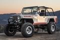 Picture CJ-8, SUV, jeep, Scrambler, Jeep