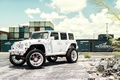 Picture Automotive Photography, tuning, Miami, Jeep Wrangler, car, Andrew Link, SUV