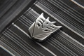 Picture macro, the Decepticons, cufflinks, grey, shirt, transformers, strips, transformers