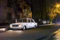 Picture stance, 2101, lada, night