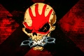 Picture 5 Finger Death Punch, Groove metal, metal, Five Finger Death Punch, 5FDP, FFDP, skull, metal