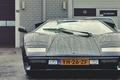 Picture beauty, classic, Lamborghini Countach, drops