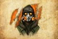 Picture artwork, Notes from the Underground, Hollywood Undead, J-Dog