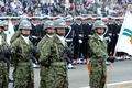 Picture Pistol, strap, holster, paratroopers, Machine closed fist blunderbuss, Minebea, Kikan, camouflage, Kyumiri, Kenjū, Japan, Machine, ...