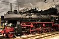 Picture Germany, The engine, Locomotive, Train, Old appliances