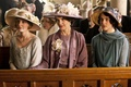 Picture Jessica Brown Findlay, Downton Abbey, Elizabeth McGovern, Sybil Crawley, Edith Crawley, Cora Grantham, actress, Laura ...