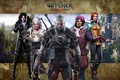 Picture Triss, Buttercup, the Witcher, Geralt, CRIS, the wild hunt, , Jennifer, wild hunt, the witcher ...