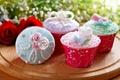 Picture flowers, cream, cake, food, cake, dessert, dessert, sweet, cream, bouquet, cupcakes, roses, bouquet, cupcake, sweet, ...