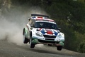 Picture Lights, Auto, Skoda, In The Air, Speed, Rally, Skoda, Fabia, Rally