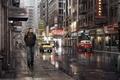 Picture Dennis Kaya, street, guy, auto, road, machine, the city