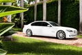 Picture seven, car, tuning, tuning, bmw 750Li, BMW, white