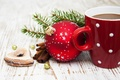 Picture holiday, holiday, glasses, Happy New Year, winter, Merry Christmas, decoration, Christmas, ball, ornaments, Cup, decoration, ...