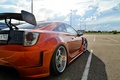 Picture Toyota, orange, Celica