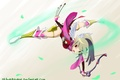 Picture the wind, Wallpaper, Girl, The game, Games, Amazon, Dragon Nest, Dragon Nest