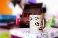 Picture bright, mug, monkeys, mood, figure, Cup, monkey