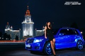 Picture nfs, most wanted, brunette, mercedes, smotra, tuning, Mercedes, blue, GLK
