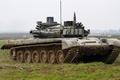 Picture T-72, armor, combat, tank