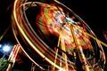 Picture color, entertainment, Ferris wheel, night