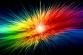 Picture colors, explosion, flashy