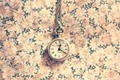 Picture watch, background, figures, arrows, chain