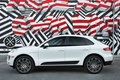 Picture wall, graffiti, Porsche, crossover, Macan