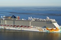 Picture photo, Cruise liner, Ship, Sea
