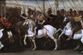 Picture picture, horse, history, Aniello Falcone, The Roman Soldiers in the Circus