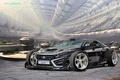 Picture Lada Vesta, lunar, Lada Vesta, figure, tuning, fiction, buggy